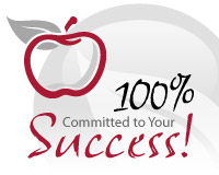 100% Committed to Your Success!